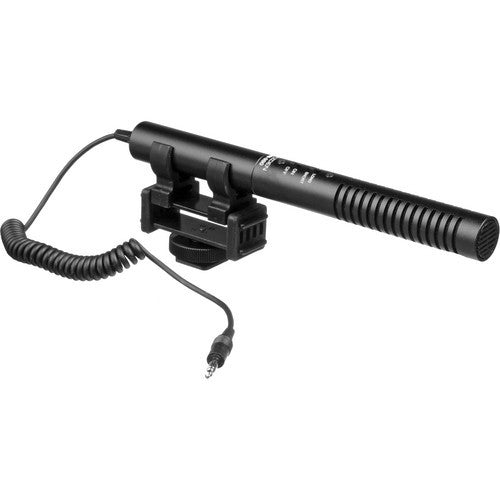 Azden SGM-990  Supercardioid / omni shotgun mic w/ 2-position switch - New - Audio - Azden - Helix Camera