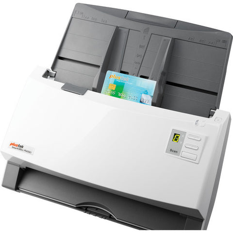 Plustek SmartOffice PS456U80/160 PPM/IPM duplex scanner (PLS-783064425667)
