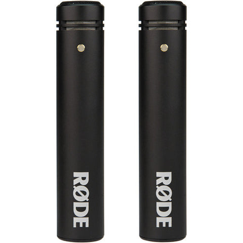 "RODE M5 Compact 1/2"" Condenser Microphone (Matched Pair) - Audio - RØDE - Helix Camera"