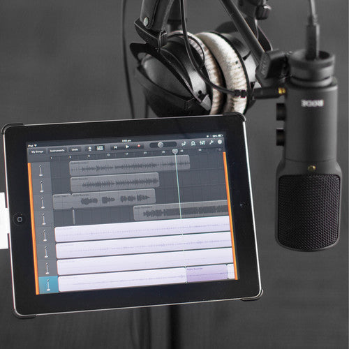 RODE NT-USB USB Condenser Microphone - Audio - RØDE - Helix Camera