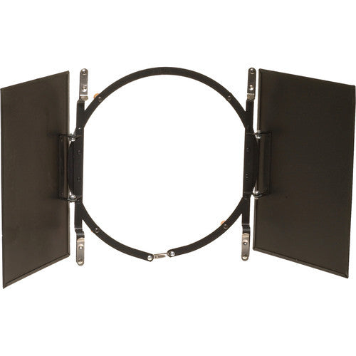 "Smith Victor BD100 Barndoor & Filter Holder For 10"" Lights (401343) - Lighting-Studio - Smith-Victor - Helix Camera"