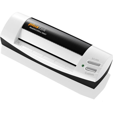 Plustek MobileOffice S601 Card and Photo Scanner (PLS-783064606356) - Print-Scan-Present - Plustek - Helix Camera