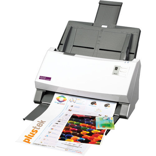 Plustek SmartOffice PS4080U 40ppm duplex document scanner (PLS-783064426305) - Print-Scan-Present - Plustek - Helix Camera