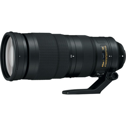 Nikon AF-S 200-500mm f/5.6E ED VR - Photo-Video - Nikon - Helix Camera