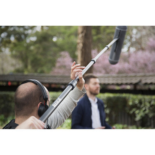 RODE Boompole Pro, Carbon Fiber Boom Pole (10') - Audio - RØDE - Helix Camera