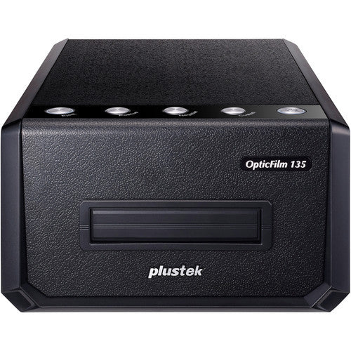 Plustek OpticFilm 135 Film and Slide Scanner (OF135) - Print-Scan-Present - Plustek - Helix Camera