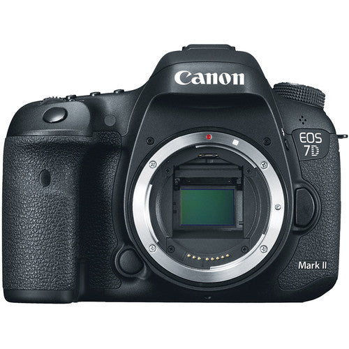 Canon EOS 7D Mark II Digital SLR Camera (Body Only) - Photo-Video - Canon - Helix Camera
