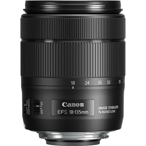 Canon EF-S 18–135mm f/3.5–5.6 IS USM (1276C002)