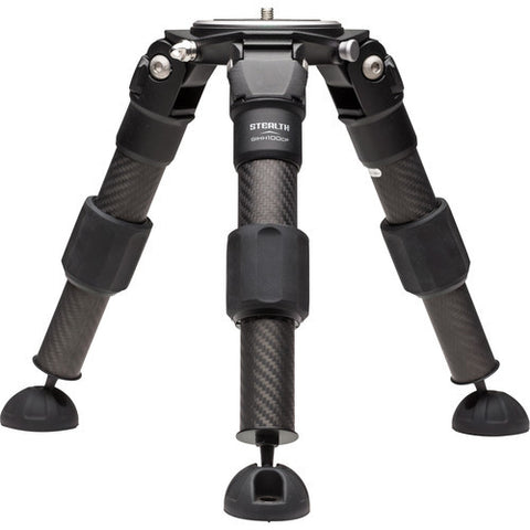 Induro 4 Series Baby Grand CF Tripod 2-Section 100mm Platform (GIHH100CP) - PHOTO-VIDEO - Induro - Helix Camera