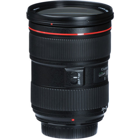 Canon EF 24-70mm f/2.8L II USM - Photo-Video - Canon - Helix Camera