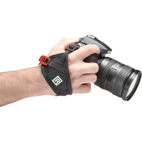 Black Rapid Hand Breathe Hand Strap