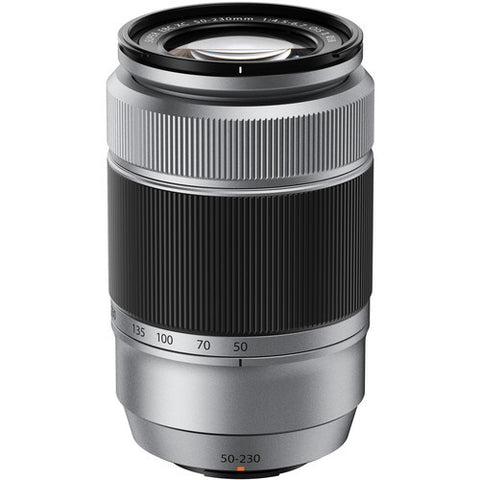 Fujinon XC 50-230mm F4.5-6.7 OIS II - Silver - Photo-Video - Fujifilm - Helix Camera