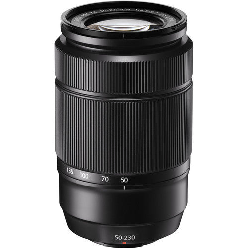 Fujinon XC 50-230mm F4.5-6.7 OIS II - Black - Photo-Video - Fujifilm - Helix Camera