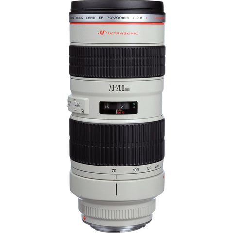 Used Canon EF 70-200mm f2.8 L USM
