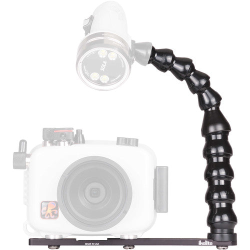 Ikelite Flex Light Arm For Action Tray - Underwater - Ikelite - Helix Camera
