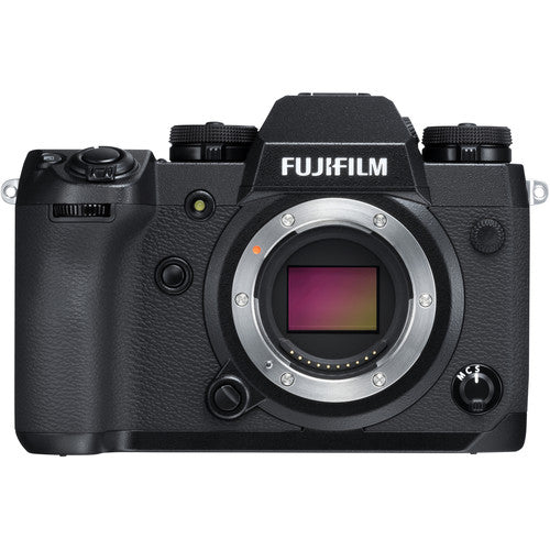 Used Fujifilm X-H1 Mirrorless Camera & Battery Grip Kit