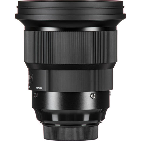 Sigma 105mm F1.4 DG HSM | Art Lens - L-Mount