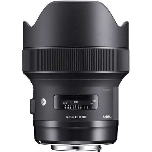Sigma 14mm F1.8 DG HSM | Art Lens - L-Mount