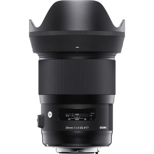 Sigma 28mm F1.4 DG HSM | Art Lens - L-Mount