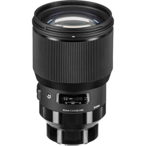 Sigma 85mm F1.4 DG HSM | Art Lens - L-Mount