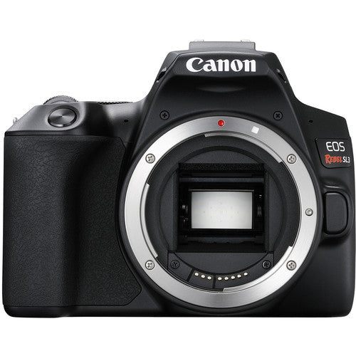 Canon EOS Rebel SL3 DSLR Body Only