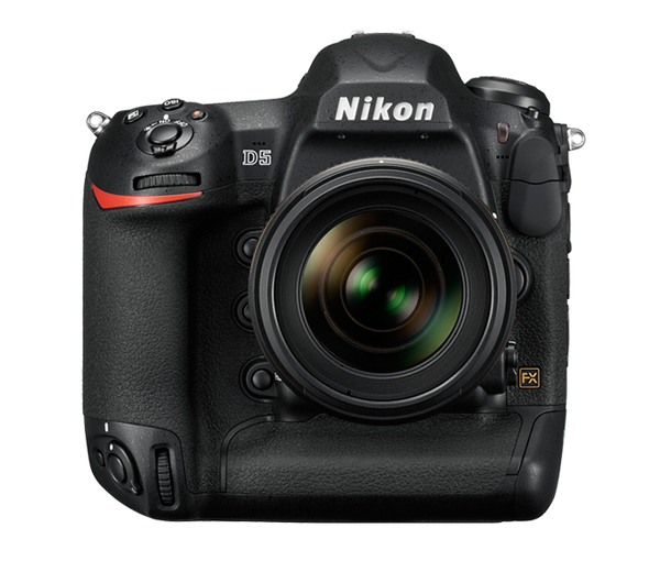 Nikon D5 FX DSLR Body Only (Dual XQD) - Photo-Video - Nikon - Helix Camera