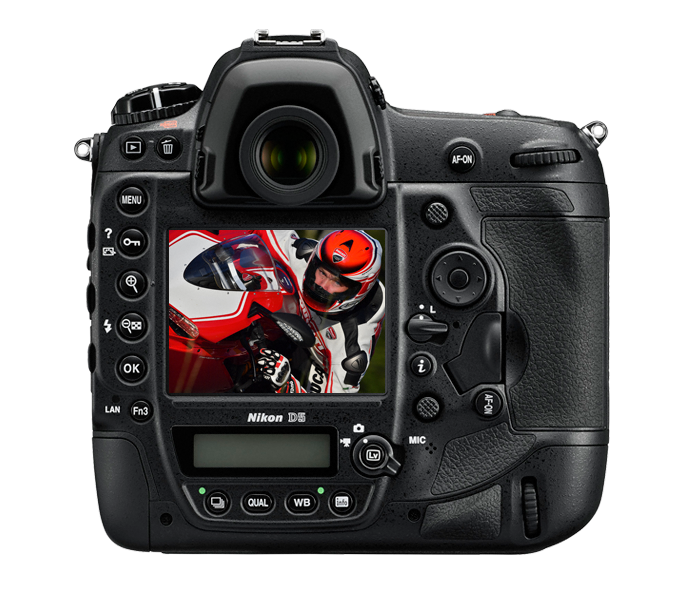 Nikon D5 FX DSLR Body Only (Dual XQD) #1557
