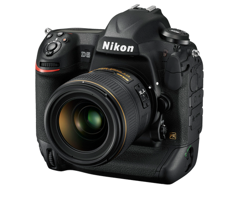 Nikon D5 FX DSLR Body Only (Dual CF) #1558 - Photo-Video - Nikon - Helix Camera