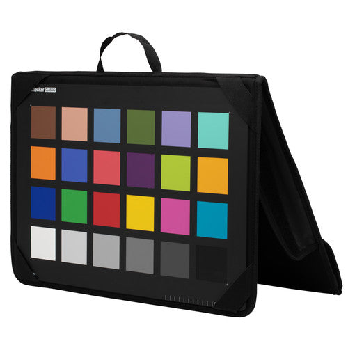 X-Rite ColorChecker Classic XL with Configurable Carrying Case