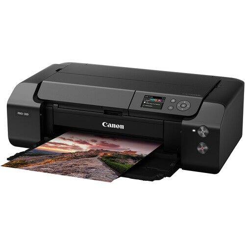 "Canon PRO-300 Professional 13"" wireless Inkjet Printer"