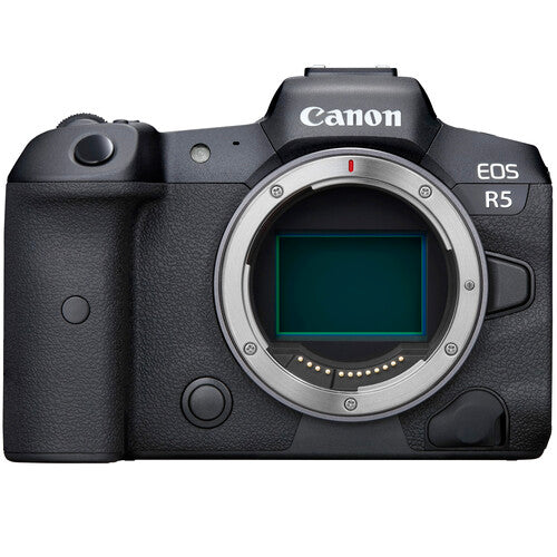 Canon EOS R5 Mirrorless Camera (Body Only)