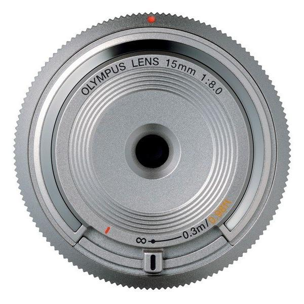Olympus 15mm f/8 Body Cap Lens