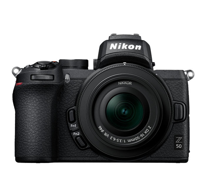Nikon Z 50 DX Mirrorless Camera with 16-50mm VR