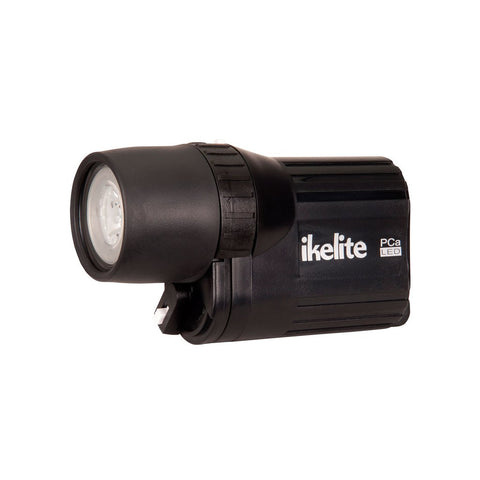 Ikelite PCa LED Waterproof Flashlight - Black