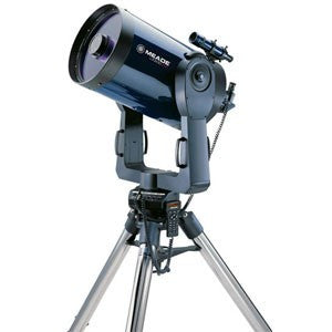 "Meade 14"" Aperture LX200-ACF f/10 Advanced Coma-Free w/UHTC without Tripod - Telescopes - Meade - Helix Camera"