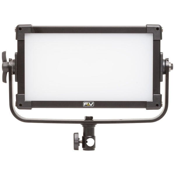 F&V UltraColor Z200S Soft Bi-color 3-Light Kit with Stands and Carrying Case (V-Mount)