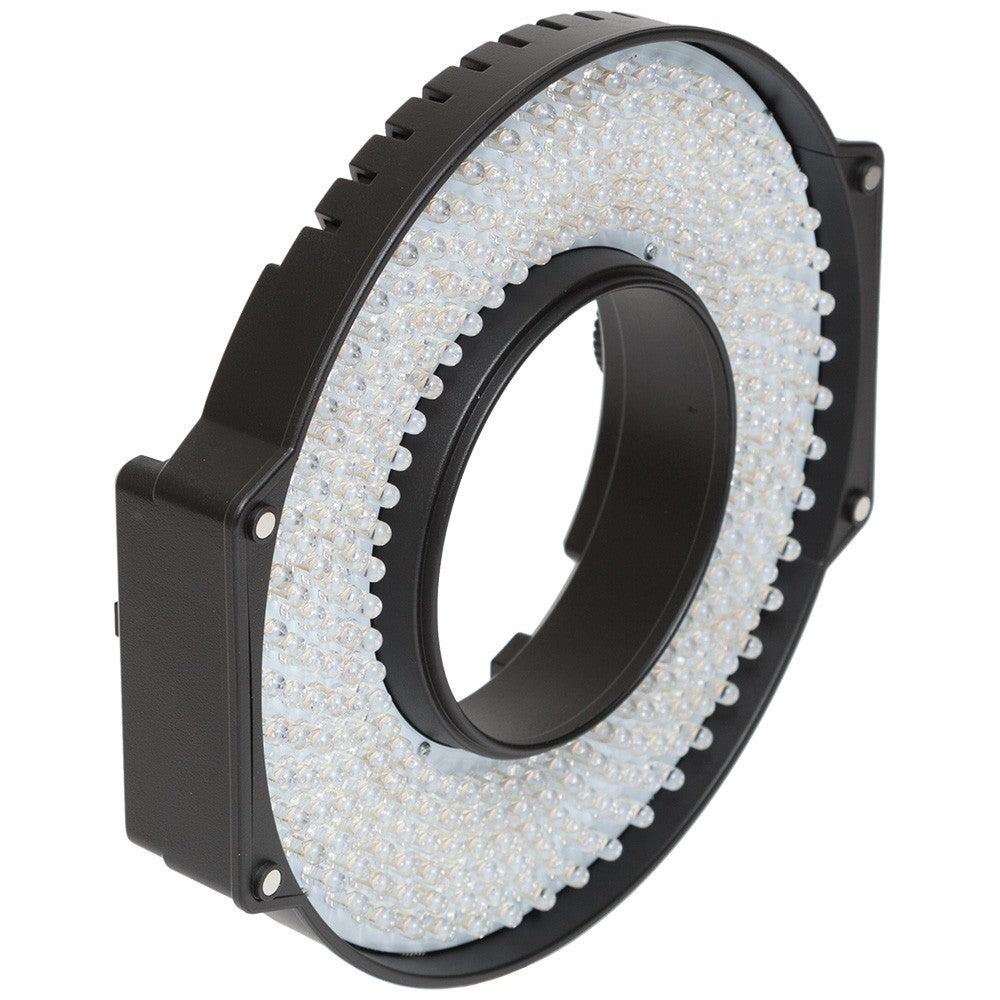 F&V R-300 SE Daylight LED Ring Light with Lens Mount and Carrying Case