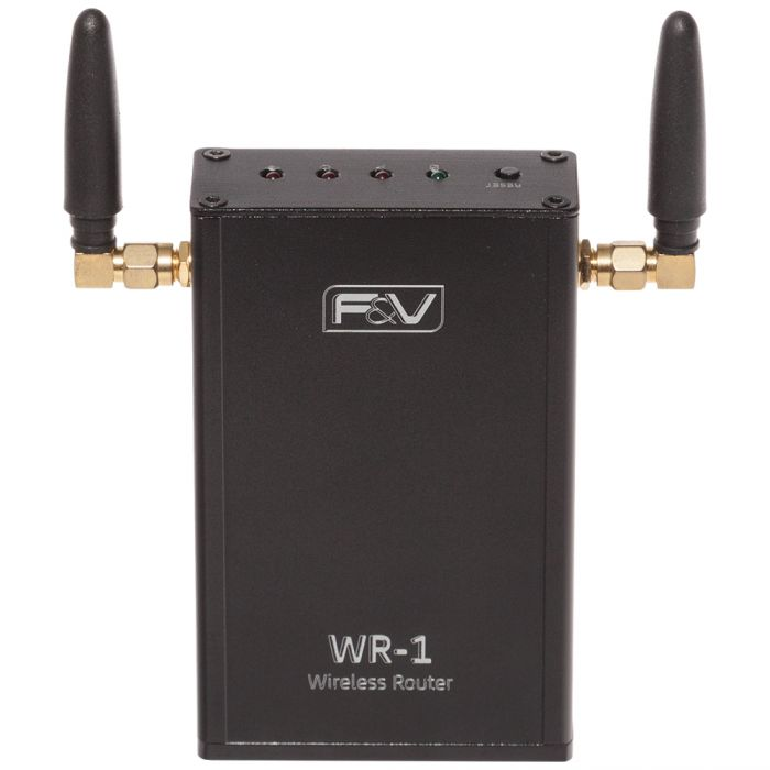 F&V WR-1 Wifi Wireless Router for Smartphone App Compatibility