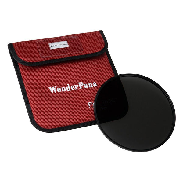 Fotodiox WonderPana 186mm Slim Neutral Density 16 (4-Stop) Filter - Slim ND16 Filter