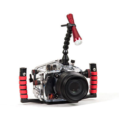 Ikelite DSLR Flex Mount Kit for Gamma - Underwater - Ikelite - Helix Camera