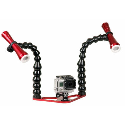Ikelite Tray Mount Kit for Gamma - Underwater - Ikelite - Helix Camera