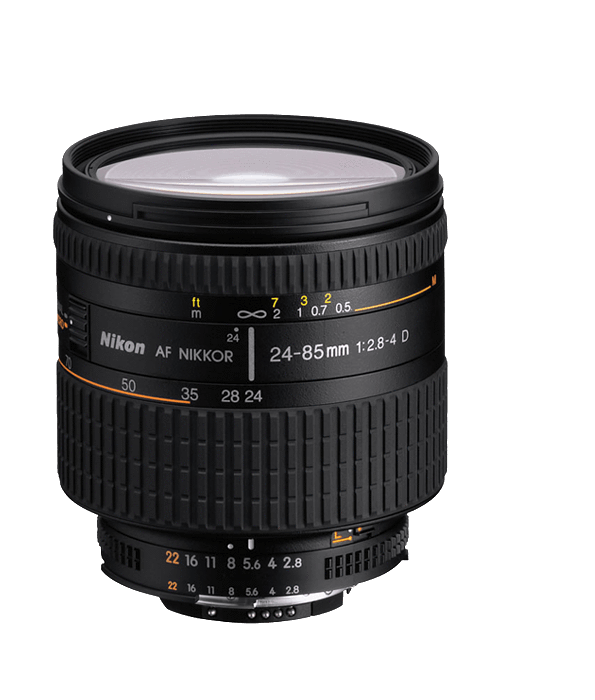 Nikon AF NIKKOR 24-85mm f/2.8-4.0D IF - Photo-Video - Nikon - Helix Camera