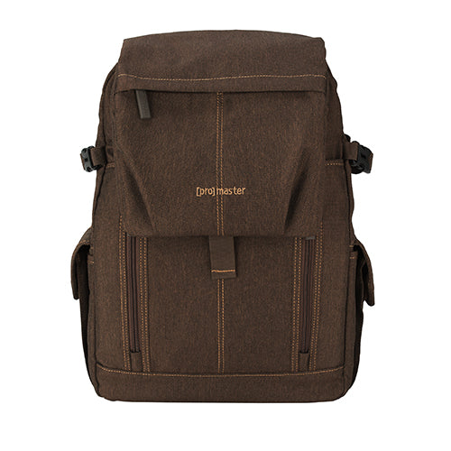 ProMaster Cityscape 80 Backpack - Hazelnut Brown