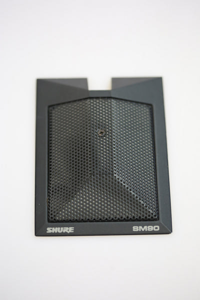 Used Shure SM90 Omnidirectional Condenser Microphone - Audio - Used - Helix Camera