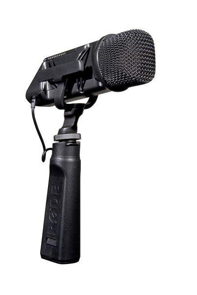RODE Stereo VideoMic Camera-Mounted Stereo Microphone - Audio - RØDE - Helix Camera