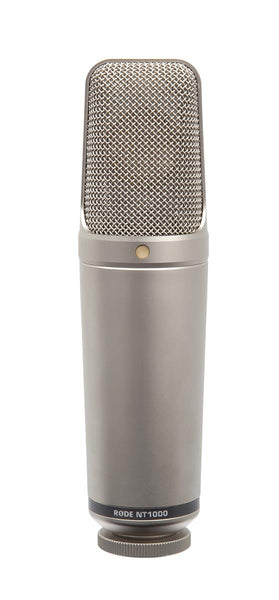RODE NT1000 Vocal Condenser Microphone - Audio - RØDE - Helix Camera