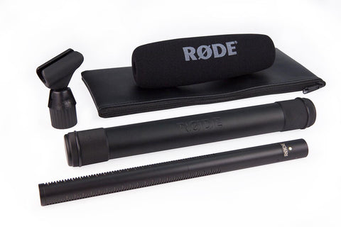 RODE NTG3 Precision RF-Biased Shotgun Microphone (Matte Black) - Audio - RØDE - Helix Camera