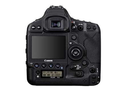 Canon EOS 1Dx Mark III Full-Frame DSLR