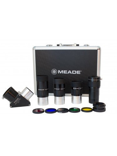 Meade Series 4000  Eyepiece and Filter Set - Telescopes - Meade - Helix Camera