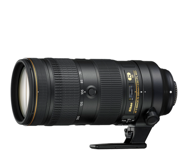Nikon AF-S Nikkor 70-200mm F/2.8E FL ED VR - Photo-Video - Nikon - Helix Camera
